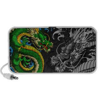 Japanese Dragon Travel Speaker