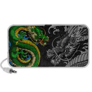 Japanese Dragon Speaker System