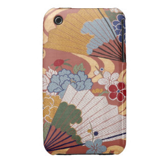Japanese fabric iPhone 3G/3GS Case-Mate Case iPhone 3 Case-Mate Cases