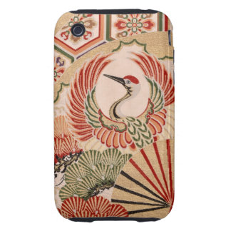 Japanese fabric iPhone 3G/3GS Case-Mate Case iPhone 3 Tough Cases