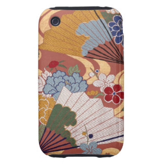 Japanese fabric iPhone 3G/3GS Case-Mate Case Tough iPhone 3 Cases