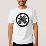Japanese Family Crest KAMON Symbol T-shirts