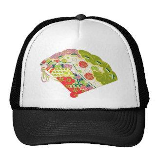 Japanese Fan Cap