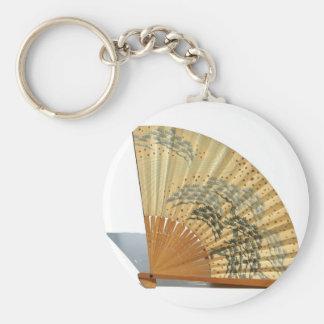 Japanese Fan Keychains