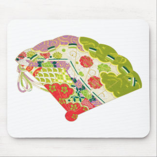 Japanese Fan Mouse Pad