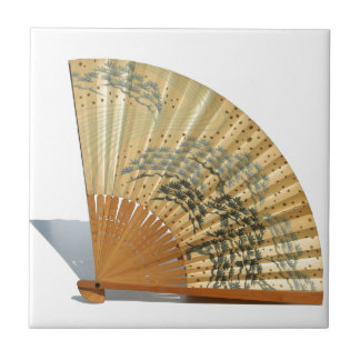 Japanese Fan Tiles