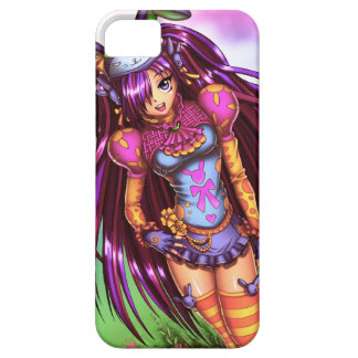 Japanese Fashion Anime Girl iPhone 5/5S Covers