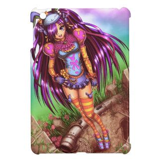 Japanese Fashion Anime Girl iPad Mini Cover
