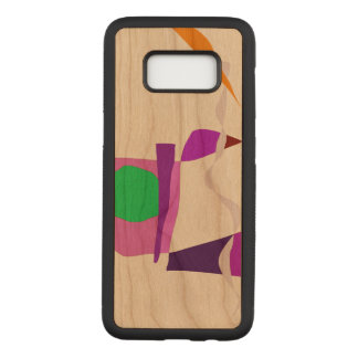 Japanese Festival Carved Samsung Galaxy S8 Case