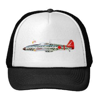 Japanese fighter ki-61 hat
