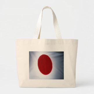 Japanese Flag Bags