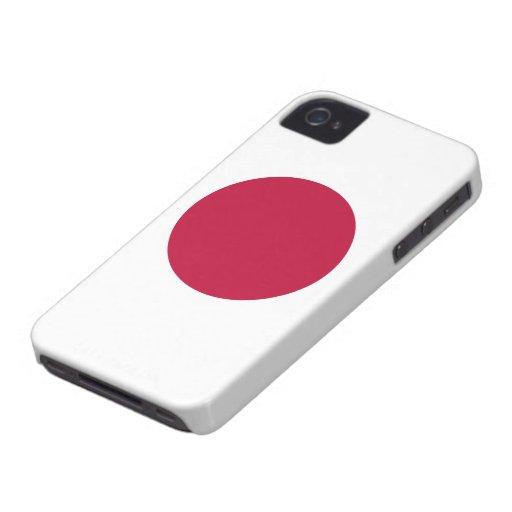 Japanese Flag iphone 4 case