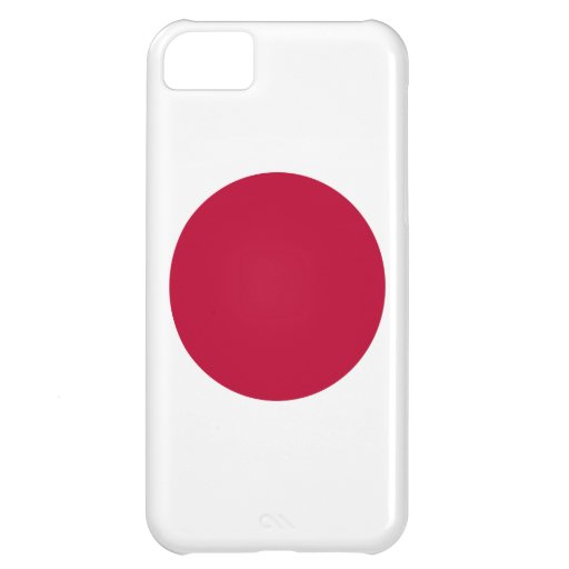 Japanese Flag iphone 5 case