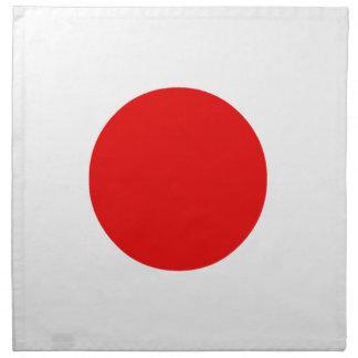 Japanese Flag Napkin