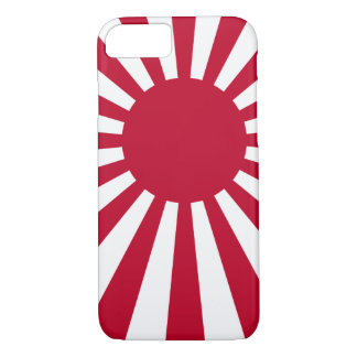 Japanese Flag Theme case