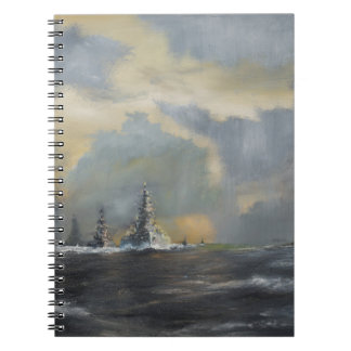 Japanese fleet in Pacific 1942 2013 Notebook
