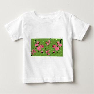 Japanese flowers shirt