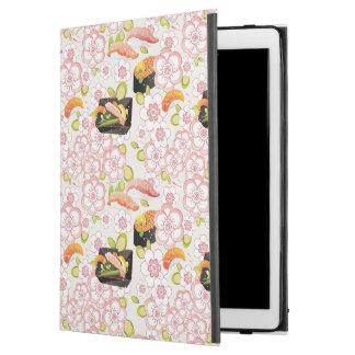 """Japanese Food: Sushi Pattern 2 iPad Pro 12.9"""" Case"""