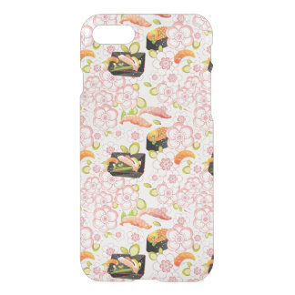 Japanese Food: Sushi Pattern 2 iPhone 8/7 Case