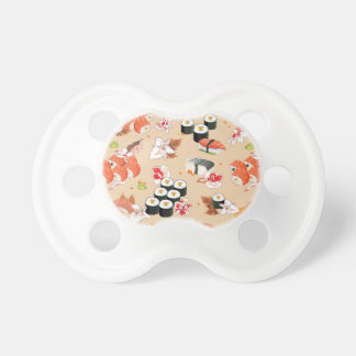 Japanese Food: Sushi Pattern 3 Dummy