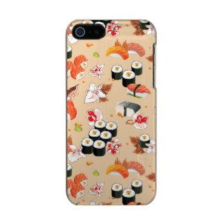 Japanese Food: Sushi Pattern 3 Incipio Feather® Shine iPhone 5 Case
