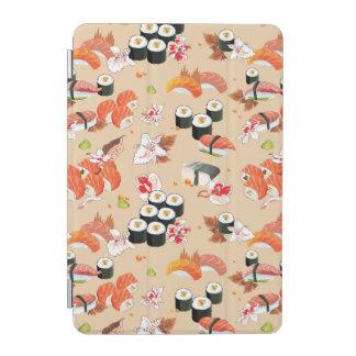 Japanese Food: Sushi Pattern 3 iPad Mini Cover
