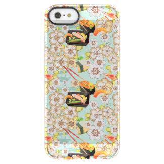 Japanese Food: Sushi Pattern 4 Permafrost® iPhone SE/5/5s Case