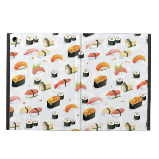 Japanese Food: Sushi Pattern Case For iPad Air