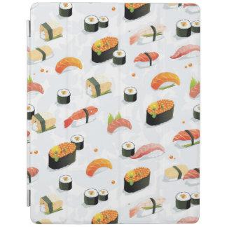 Japanese Food: Sushi Pattern iPad Cover