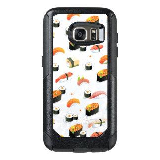 Japanese Food: Sushi Pattern OtterBox Samsung Galaxy S7 Case