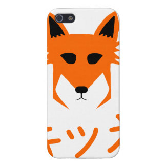 Japanese Fox iPhone Case Case For The iPhone 5