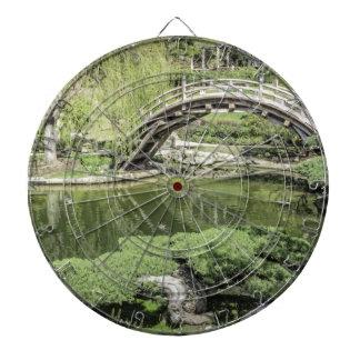 Japanese Garden 2 Dart Board
