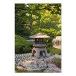 Japanese Garden Art Photo