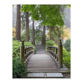 Japanese Garden Flyer