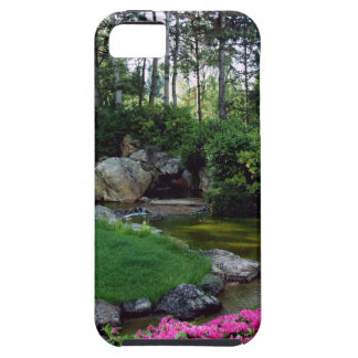 Japanese garden ornamental iPhone 5/5S covers