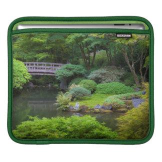 Japanese Garden, Portland, Oregon, USA 2 iPad Sleeve