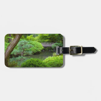 Japanese Garden, Portland, Oregon, USA Luggage Tag