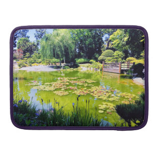 Japanese Garden Sleeve For MacBooks
