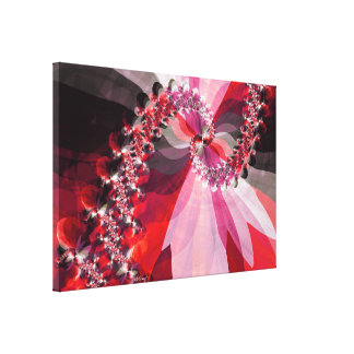 Japanese Garden Stretched Canvas Prints