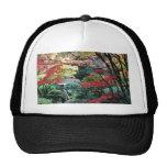 Japanese Garden Trucker Hats