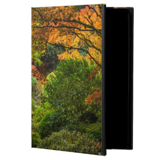 Japanese Gardens In Autumn In Portland, Oregon 2 Case For iPad Air
