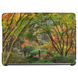 Japanese Gardens In Autumn In Portland, Oregon 4