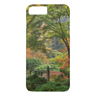 Japanese Gardens In Autumn In Portland, Oregon 4 iPhone 8 Plus/7 Plus Case