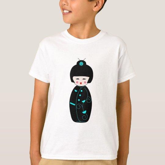 Japanese Geisha Doll T-Shirt