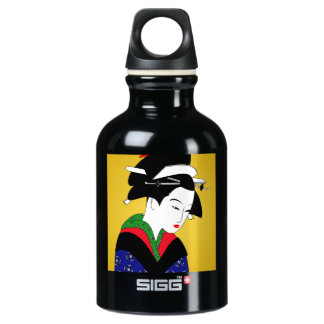 Japanese Geisha Girl SIGG Traveller 0.3L Water Bottle