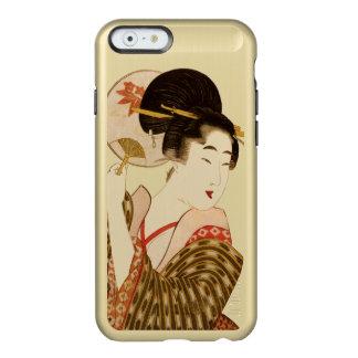 Japanese Geisha Incipio Feather® Shine iPhone 6 Case