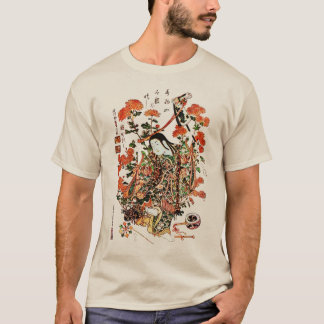 Japanese Geisha shirt