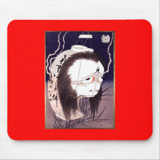 Japanese Ghost circa 1800s Mouse Pad