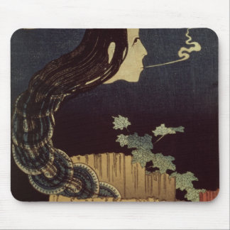 Japanese Ghost Mouse Mat