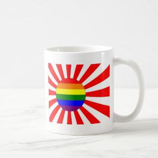 Japanese GLBT Pride Mug